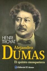 Papel Alejandro Dumas El Quinto Mosquetero