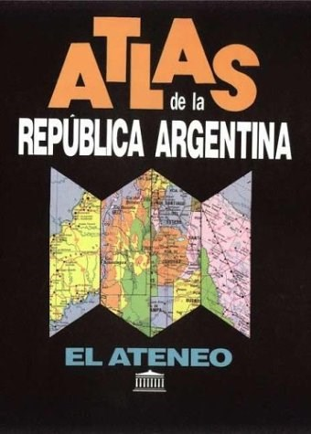 Papel Atlas De La Republica Argentina
