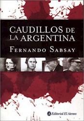 Papel Caudillos De La Argentina