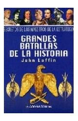 Papel GRANDES BATALLAS DE LA HISTORIA