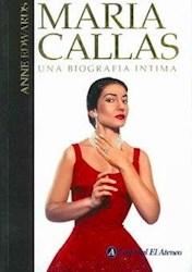 Papel Maria Callas Una Biografia Intima