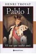 Papel PABLO I EL ZAR QUE NADIE AMO (BIOGRAFIA)