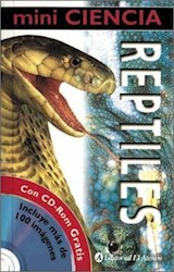 Papel Reptiles Con Cd Room