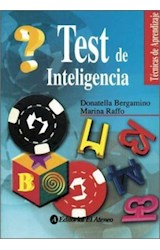 Test TEST DE INTELIGENCIA