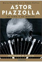 Papel ASTOR PIAZZOLLA SU VIDA Y SU MUSICA
