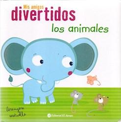 Papel Amigos Divertidos -Animales, Los