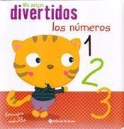 Libro Los Numeros  Mis Amigos Divertidos