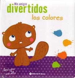 Papel Los Colores - Mis Amigos Divertidos