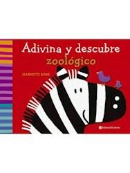 Papel Adivina Y Descubre Zoologico