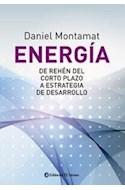 Papel ENERGIA DE REHEN DEL CORTO PLAZO A ESTRATEGIA DE DESARROLLO