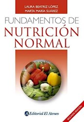 Libro Fundamentos De Nutricion Normal