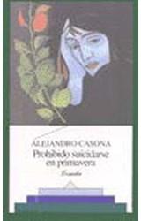 Papel PROHIBIDO SUICIDARSE EN PRIMAVERA (COLECCION BCC 450) (BOLSILLO)