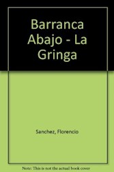Libro Barranca Abajo  La Gringa