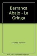 Papel BARRANCA ABAJO / LA GRINGA (BCC 535)