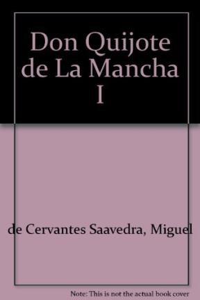 Papel Don Quijote De La Mancha Tomo I
