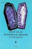 Papel FANTASMA DE CANTERVILLE Y OTROS CUENTOS (COLECCION NARRATIVA) (RUSTICO)