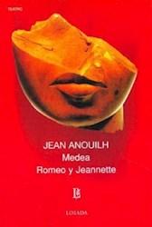 Libro Medea  Romeo Y Jeannette