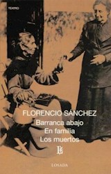 Libro Barranca Abajo  En Familia  Los Muertos