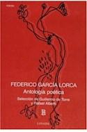 Papel ANTOLOGIA POETICA (GARCIA LORCA FEDERICO) (BCC 269)