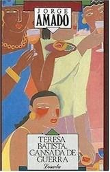 Libro Teresa Batista Cansada De Guerra