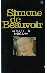 Papel SIMONE DE BEAUVOIR, POR ELLA MISMA
