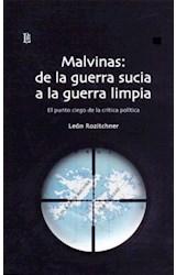 Papel MALVINAS: DE LA GUERRA SUCIA A LA GUERRA LIMPIA