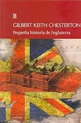 Libro Pequeña Historia De Inglaterra