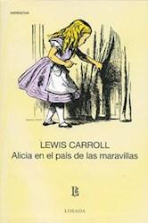 Libro Alicia En El Pais De Las Maravillas