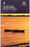Papel MANO INFINITA / BRISA PROFUNDA / ALMA Y LAS COLINAS (70  ANIVERSARIO)