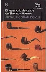 Papel EL REPERTORIO DE CASOS DE SHERLOCK HOLMES