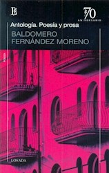 Libro Antologia : Poesia Y Prosa