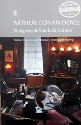 Libro El Regreso De Sherlock Holmes