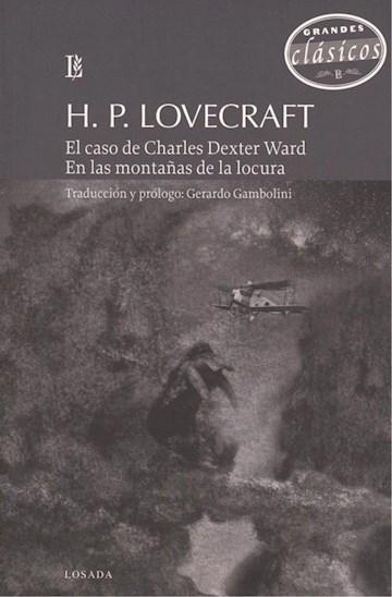 Papel El Caso De Charles Dexter Ward - En Las Montañas De La Locura