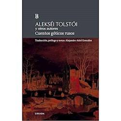 Libro Cuentos Goticos Rusos