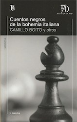 Libro Cuentos Negros De La Bohemia Italiana