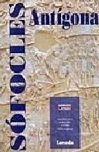 Papel Antigona Sofocles Losada