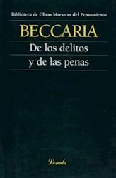 Libro De Los Delitos Y De Las Penas
