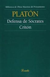 Papel Defensa De Socrates-Criton (Platon
