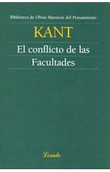 Papel EL CONFLICTOS DE LAS FACULTADES