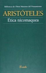 Libro Etica Nicomaquea