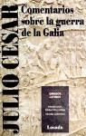 Libro Comentarios Sobre La Guerra De La Galia