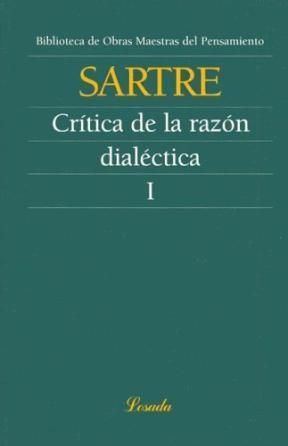 Papel Critica De La Razon Dialectica I