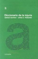 Libro Diccionario De La Injuria