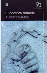 Papel HOMBRE REBELDE (COLECCION 70 ANIVERSARIO)