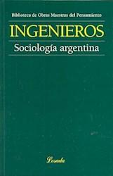 Libro Sociologia Argentina