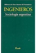 Papel SOCIOLOGIA ARGENTINA