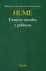Libro Ensayos Morales Y Politicos