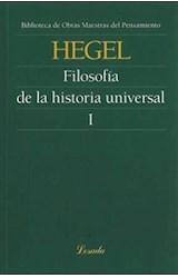 Papel FILOSOFIA DE LA HISTORIA UNIVERSAL I