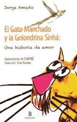Libro El Gato Manchado Y La Golondrina Sinha