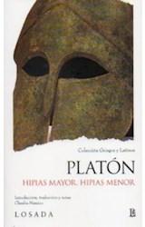 Papel HIPIAS MAYOR, HIPIAS MENOR